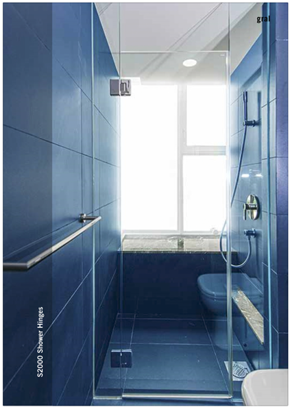 Shower Hinge S2000 Jecom Singapore Pte Ltd