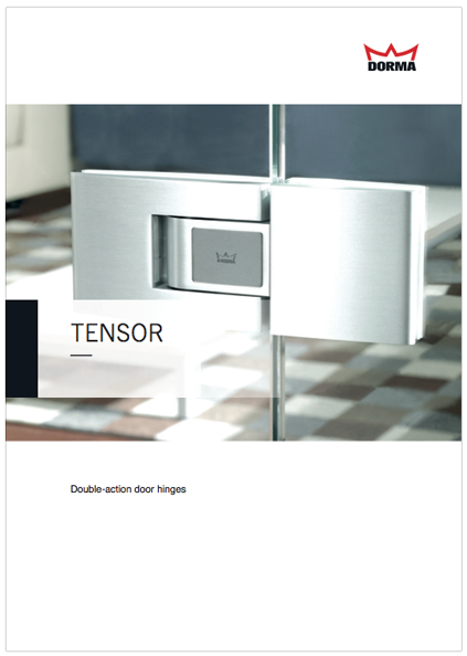 Dorma Tensor Glass Door Hinge Jecom Singapore Pte Ltd